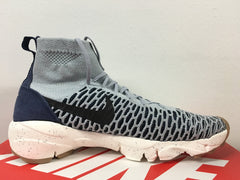 Nike Air Footscape Magista Flyknit Wolf Grey Sail Obsidian 816560-001