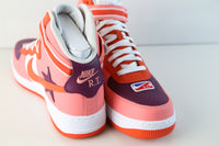 Nike Air Force 1 Hi RT Ricardo Tisci Sunblust Bordeaux Orange AQ3366-601