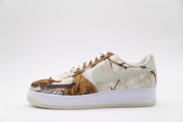Nike Air Force 1 Low 07 LV8 3 Realtree Camo White AO2441-100