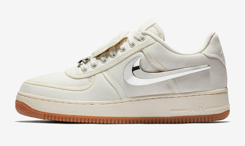 Nike Air Force 1 Low Travis Scott Sail Gum AQ4211-101