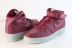 Nike Air Force 1 Mid 07 LV8 Team Red Clear 804609-603