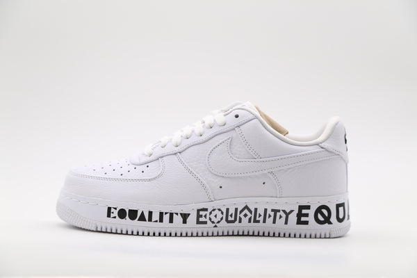 Nike Air Force 1 Low CMFT Equality White AQ2118-100