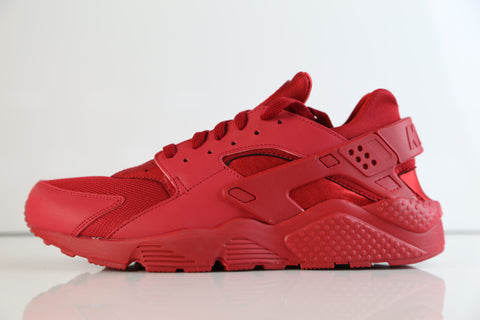 Nike Air Huarache Varsity Red Red 318429-660