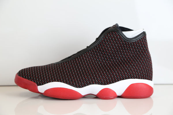Nike Air Jordan Horizon Bred Black Gym Red 823581-001