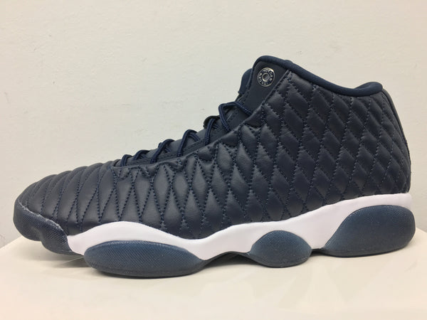 Nike Air Jordan Horizon Low Premium Quilted Obsidian 850678-401