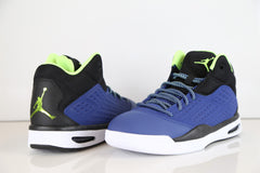 Nike Air Jordan New School Insignia Blue Ghost Green 768901-401