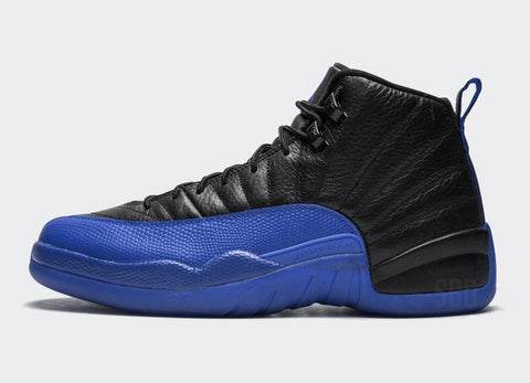 Nike Air Jordan Retro 12 Black Game Royal 2019 130690-014 - PRE ORDER