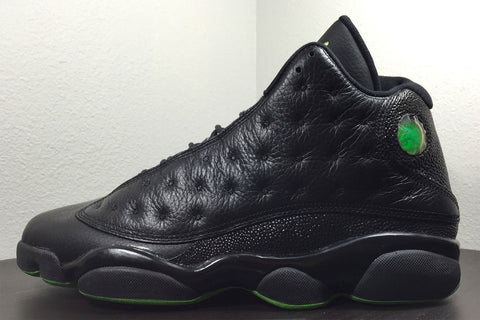 Nike Air Jordan Retro 13 Altitude OG Black Green 2017 Adult and GS PRE ORDER
