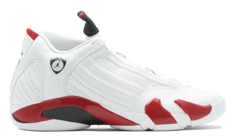 Nike Air Jordan Retro 14 Candy Cane White Red Black 2018 Adult and GS PRE ORDER