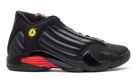 Nike Air Jordan Retro 14 Last Shot Black Red 2018 Adult and GS PRE ORDER