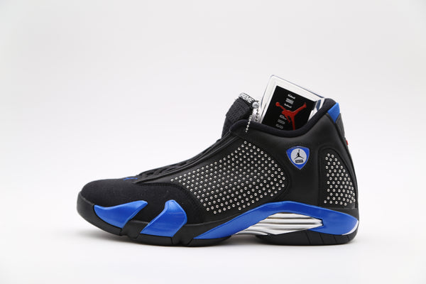 Nike Air Jordan Retro 14 Supreme Black Varsity Royal BV7630-004