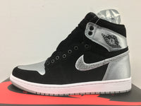 Nike Air Jordan Retro 1 Aleali May Shadow Corduroy Satin AJ5991-062 Adult and GS Kids (NO Codes)