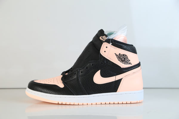 Nike Air Jordan Retro 1 High OG Crimson Tint Black Hyper Pink 555088-081