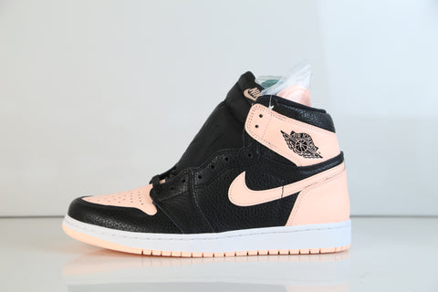 6ab1690917fd4f Nike Air Jordan Retro 1 High OG Crimson Tint Black Hyper Pink 555088-081