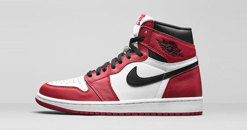 Nike Air Jordan Retro 1 High OG Chicago White Red Black 2019 Adult and GS PRE ORDER