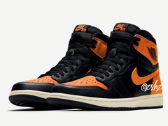 Nike Air Jordan Retro 1 High OG SBB 3.0 Black Vanilla Starfish 555088-028 2019 PRE ORDER