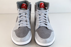 Nike Air Jordan Retro 1 High Prem Camo Pack Wolf Grey Dark Grey AA3993-027