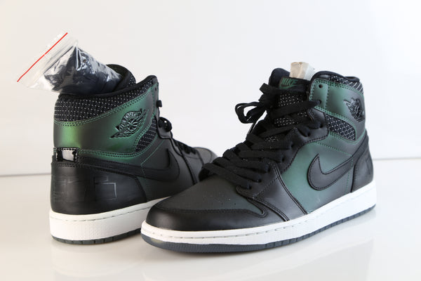 c6fda745bd189c ... Nike Air Jordan Retro 1 High SB QS Craig Stecyk Green Black 653532-001  ...