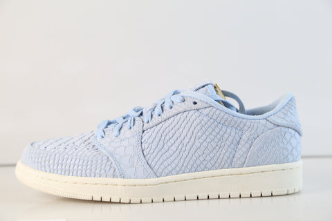 Nike Air Jordan Retro 1 Low NS Python Ice Blue Sail 872782-441