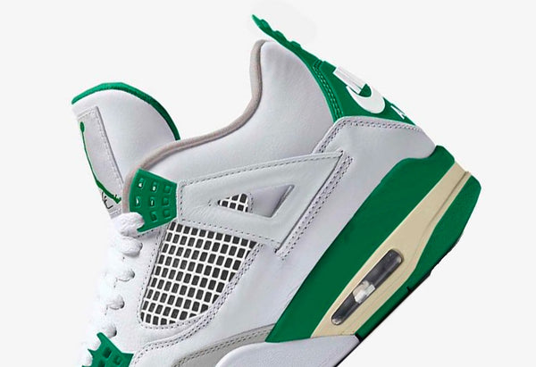 Nike Air Jordan Retro 4 OG SP White Pine Green CK6630-100 - PRE ORDER