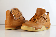 Nike Air Jordan Retro 4 PRM Ginger 819139-205 (NO Codes)