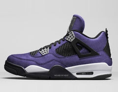 Nike Air Jordan Retro 4 NRG Travis Scott Purple Black 2018 PRE ORDER