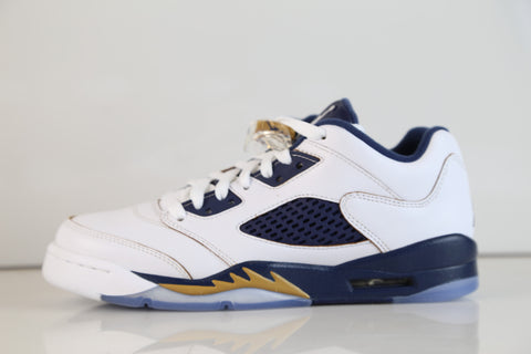 Nike Air Jordan Retro 5 Low Dunk From Above BG GS 314338-135