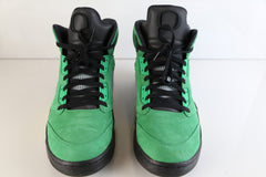 Nike Air Jordan Retro 5 Oregon Ducks Apple Green PE Sample size 14 (NO Codes)
