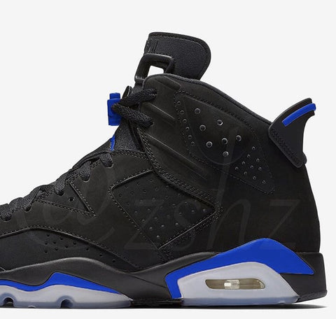 Nike Air Jordan Retro 6 Black Blue Holiday 2017 Adult and GS PRE ORDER