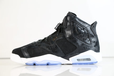 Nike Air Jordan Retro 6 Heiress Prem HC GG GS Black 881430-029