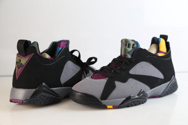 8bf1a54928fa5f ... Nike Air Jordan Retro 7 Low NRG Bordeaux Black AR4422-034