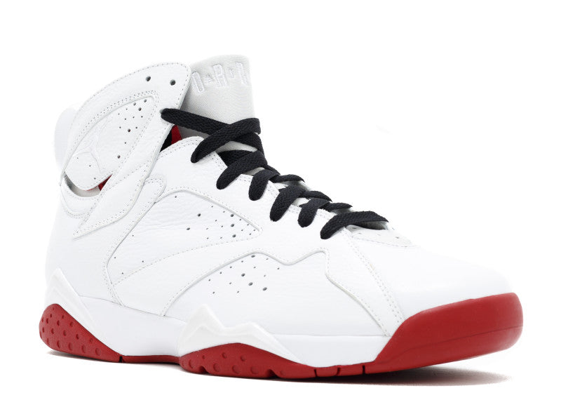 887a31389a849f Nike Air Jordan Retro 7 HOF History Flight White Red 2018 Adult and ...