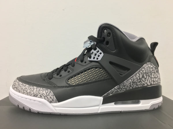 uk availability 473d5 a8aa3 ... Nike Air Jordan Spizike Black Cement Varsity Red OG 315371-034 Adult  and GS Kids ...