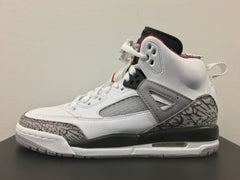 Nike Air Jordan Spizike White Varsity Red Cement Grey OG 315371-122 Adult and GS Kids