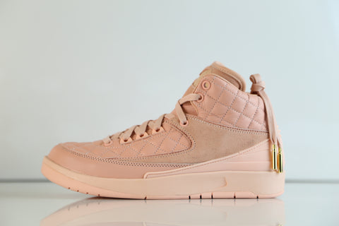 Nike Air Jordan Retro 2 Just Don Arctic Orange 2017 PRE ORDER (NO Codes)