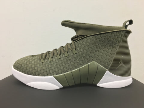 Nike Air Jordan X PSNY Public School Retro 15 WVN Medium Olive AO2568-200 (NO Codes)