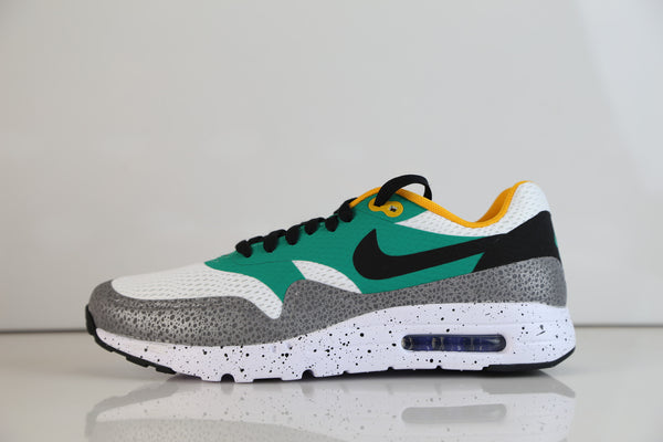 Nike Air Max 1 Ultra Essential Emerald Green Safari 819476-103