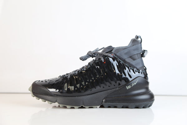 Nike Air Max 270 ISPA Black Anthracite BQ1918-002