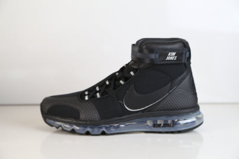 separation shoes 3b590 733cb Nike Air Max 360 Hi KJ Kim Jones Black AO2313-001