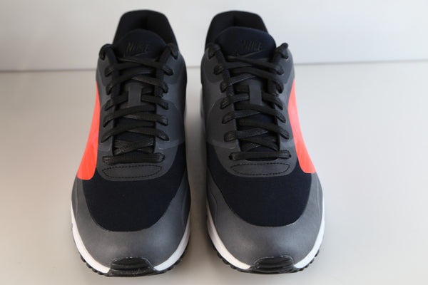 ... Nike Air Max 90 NS GPX Big Logo Black Bright Crimson AJ7182-003 ... 2636d41ee