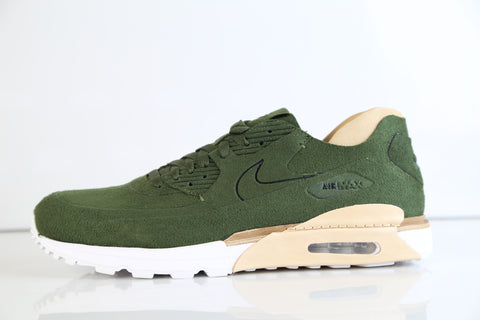 Nike Air Max 90 Royal Supreme Rough Green Vachetta 88589-300