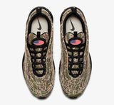 Nike Air Max 97 Premium QS Camo USA Olive International Air AJ2614-205