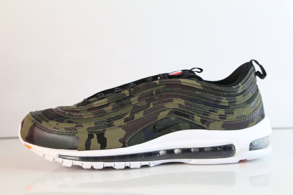 Nike Air Max 97 Premium QS Camo France Medium Olive AJ2614-200