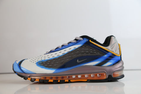 huge discount 27b11 a292a Nike Air Max Deluxe Photo Blue Wolf Grey AJ7831-401