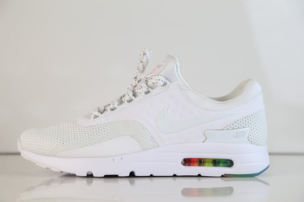 Nike Air Max Zero QS Be True White Pure Platinum 789695-101
