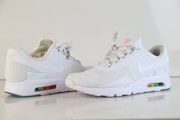 ... Nike Air Max Zero QS Be True White Pure Platinum 789695-101 ... 495349762