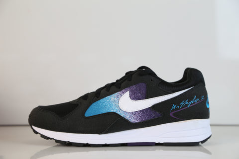 Nike Air Skylon II Black Blue Lagoon AO1551-001