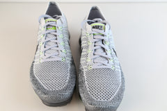 Nike Air VaporMax Flyknit E Heritage Pack Neon Pure Platinum Anthracite 922915-002