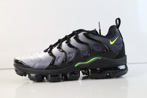 promo code 69dc9 095a7 Nike Air VaporMax Plus Black Volt White 924453-009