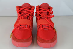 Nike Air Yeezy II NRG Red October Red 508214-660 size 10.5